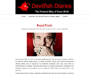 Devilfish Diaries