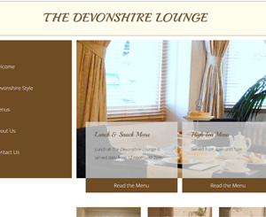 The Devonshire Lounge